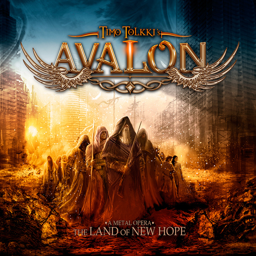 Timo Tolkki's Avalon's The Land of New Hope (2013)