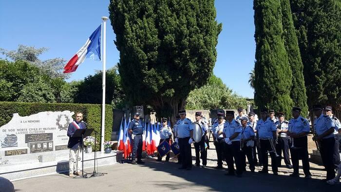 A Béziers est-ce le meurtre des Européens à Oran le 5 juillet 1962 qui a été commémoré aujourd'hui ?