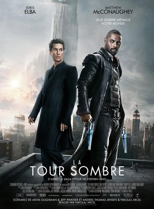 """""""La tour sombre"""" un film qui se regarde mais reste décevant avec une histoire tronquée et un pistolero qui n'a rien à voir avec l'original"""