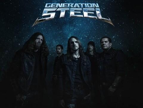GENERATION STEEL - Les détails du premier album The Eagle Will Rise