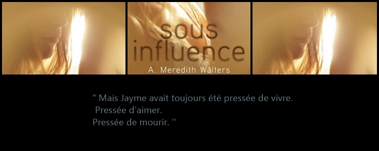 1er extrait de Twisted Love, Tome 1 : Sous Influence- A. Meredith Walters