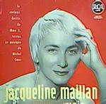 Née un 11 Janvier, Jacqueline Maillan , Capricorne ascendant Vierge