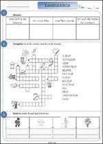 Affiches, leçons et exercices période 5