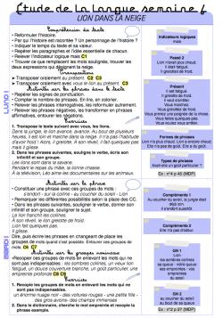 Grammaire Picot