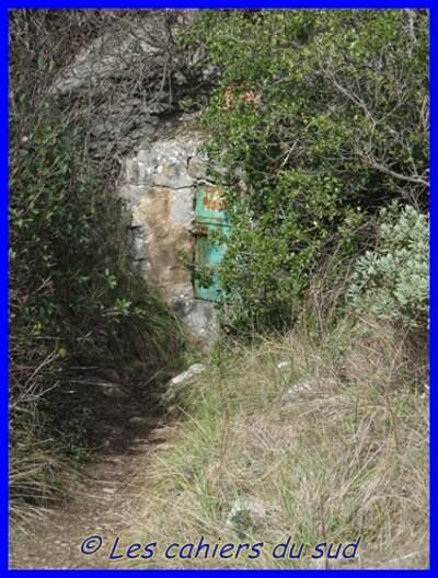 Massif de Garlaban, la Baume Sourne - la Parloire