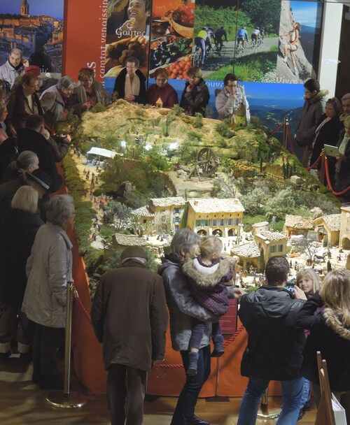Le village provençal 2