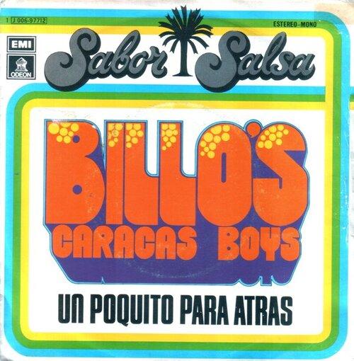 Billo's Caracas Boys - Un Poquito Para Atrás