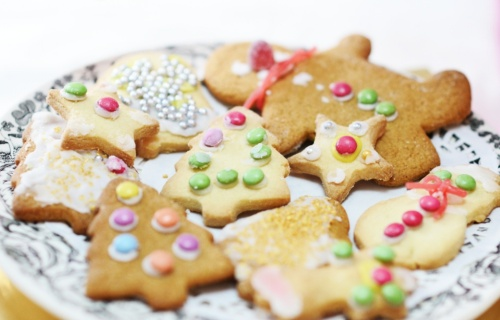 Emma-Rose's Christmas Biscuits