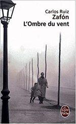 L'ombre du vent, Carlos Ruiz Zafon