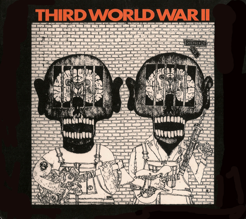 Third World War II - Third World War II (1971) [Rock Blues Psychedelic]
