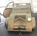 La 2CV Citroën