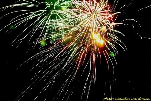 La soirée Féérique proposée par les Vitrines Châtillonnaises et la Municipalité de Châtillon sur Seine a été un énorme succès !
