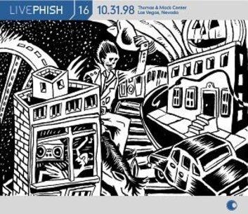 The Velvet Underground repris (suite) - Phish - Loaded - 31 octobre 1998