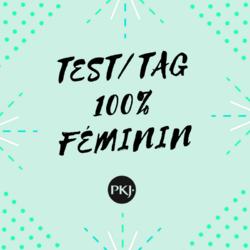 Tag PKJ 100% féminin