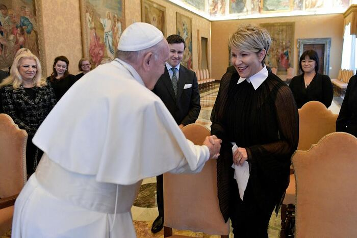 Le Pape demande d'affronter «avec détermination» les formes modernes d'esclavage