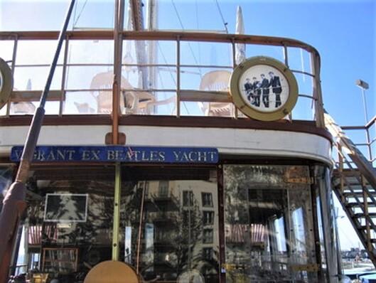 Yacht des Beatles