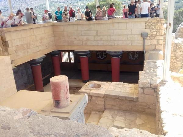 Knossos (Crète)