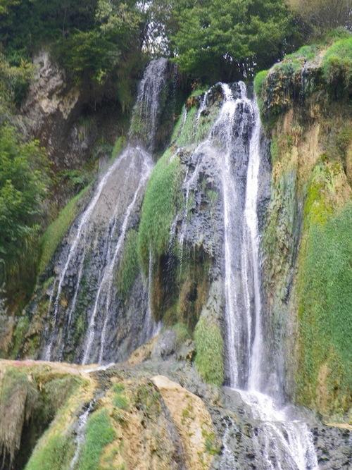 La cascade de Glandieu