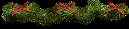 Barres séparatrices de Noël
