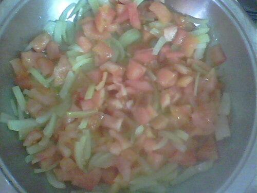 Tajine de boulette de kefta à la tomate