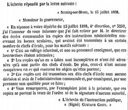 Gustave Gony, spirite et socialiste