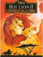 Le Roi lion 2 : L'Honneur de la tribu affiche