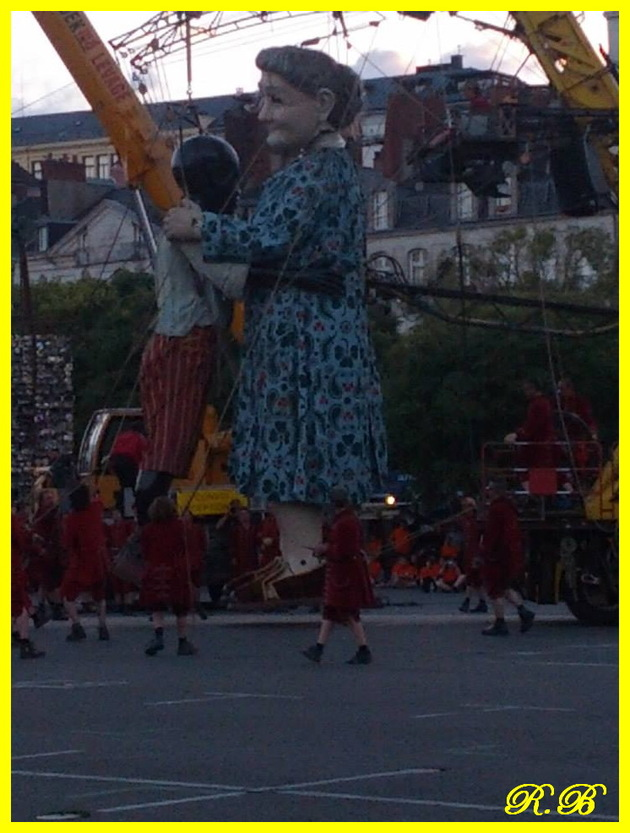 Royal de Luxe.