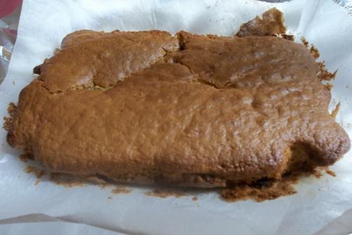cake choco banane express