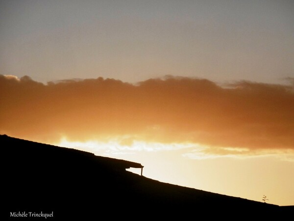 Le ciel au matin du 2 septembre....