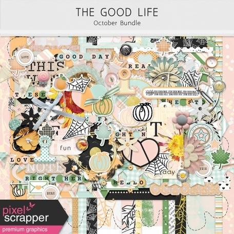 The Good Life: October Bundle