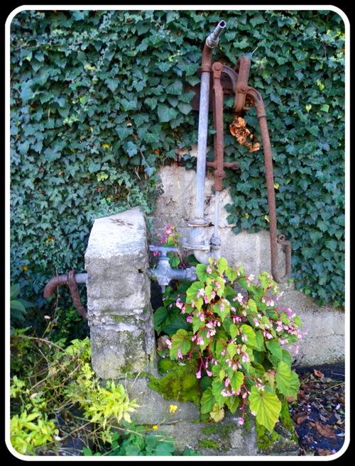 Fontaine à Brens