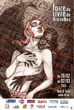45e édition de la Foire du Livre de Bruxelles
