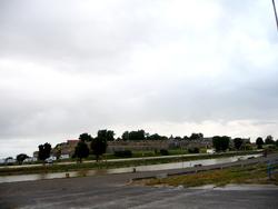 Paris - Roncevaux - Saint Martin Lacaussade (17km) - Blanquefort (33 km)