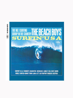 surfin' usa de the beach boys (1963)