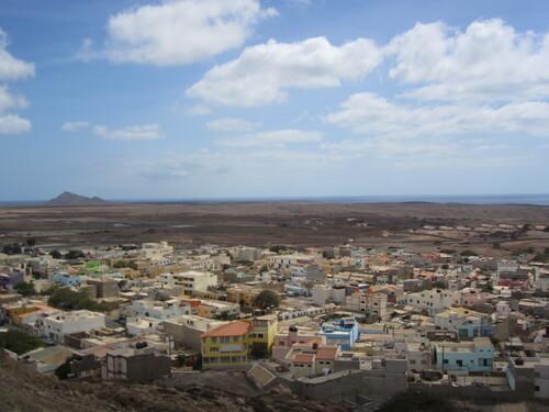 Les iles du Cap Vert, Sal et Fogo
