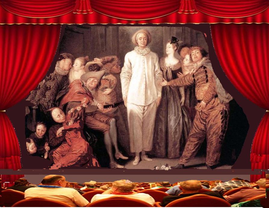 clic pour aller visiter la plus récente galerie et admirer Watteau au passage...