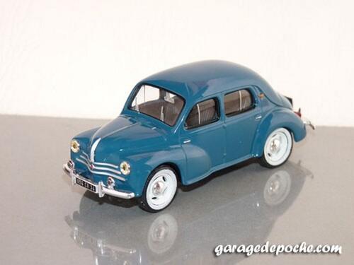 Renaut 4cv 1955