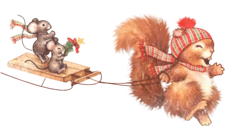 Tubes de Noël en png