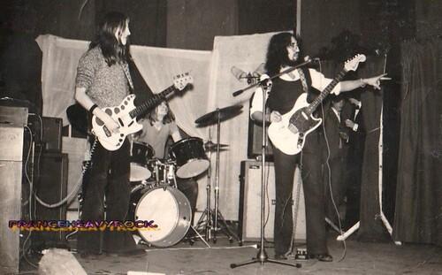 ANTHRAX  (1973-1974)