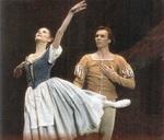 Laëticia Pujol (Giselle) et Nicolas Le Riche (Albrecht)