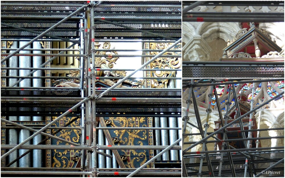 Grande orgue de la Cathédrale d'Amiens