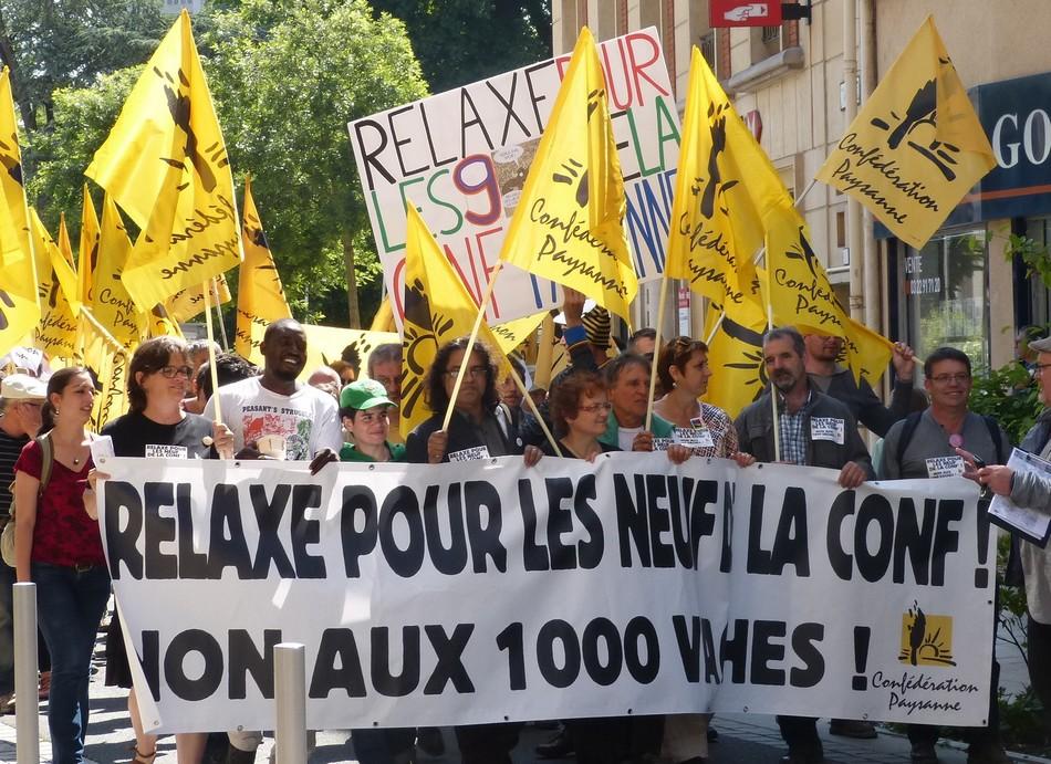 Manif à Amiens !