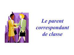 2014-2015 : Accompagnement des Parents Correspondant