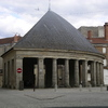 Halle de Lempdes sur Alagnon, construit en l'honneur du passage de Napoléon