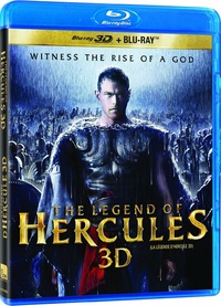 [Blu-ray 3D] The Legend of Hercules