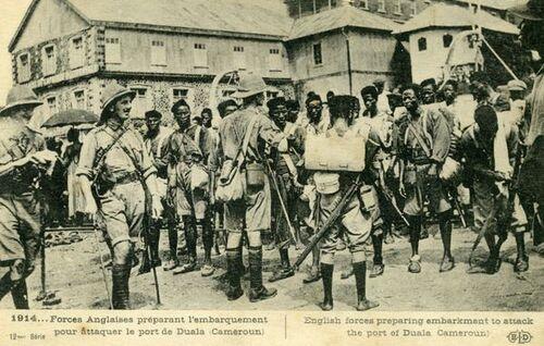 La Grande Bretagne et son empire colonial dans la grande guerre