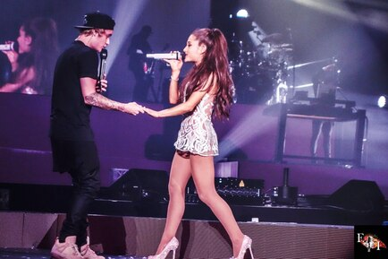 Ariana Grande Perfomance Outfits Evolution : 2010-2015