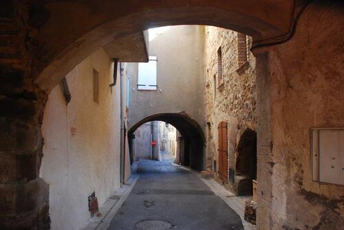 Des passages couverts