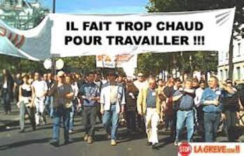 Par manque de clients, bientot les salariés d'Air France 100 % payés par nos impots