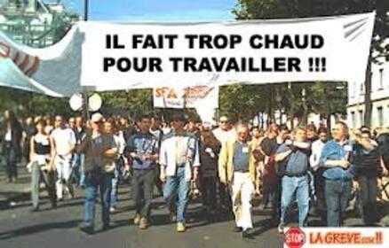 La CGT politique, sont but, imposer aux français ses rêves de domination stalinienes...